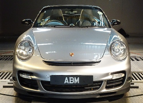 [SOLD] 2007 PORSCHE 911 TURBO CABRIOLET 3.6 A