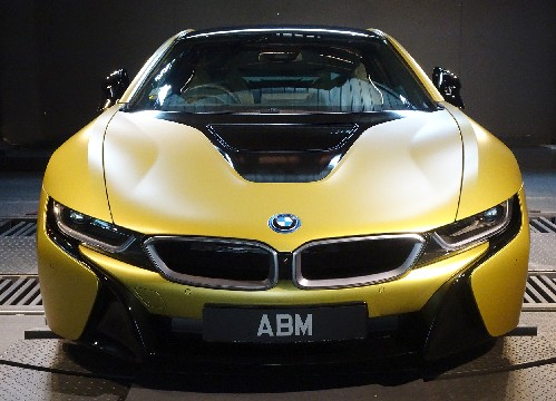 [SOLD] 2020 BMW I8 COUPE LED