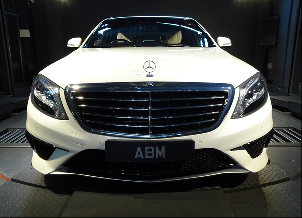 [SOLD] 2015 MERCEDES BENZ S400L